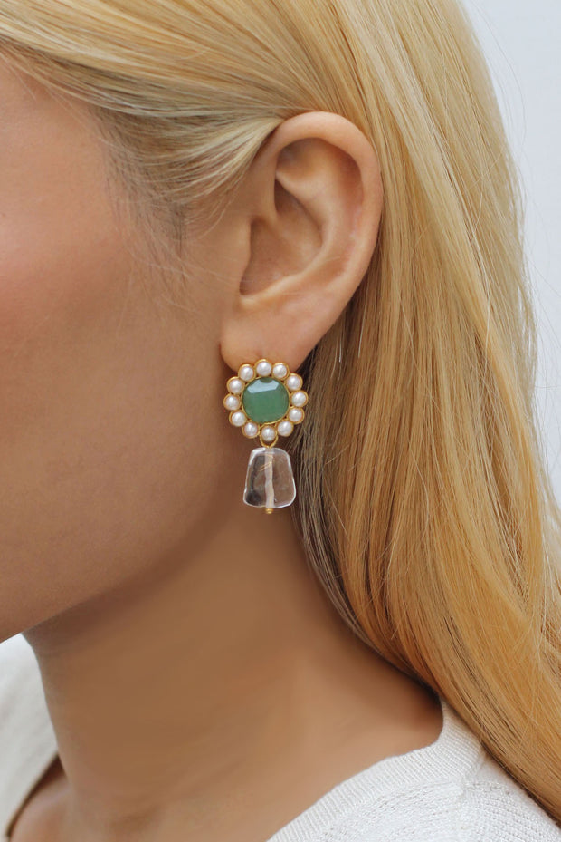 Primula Earrings