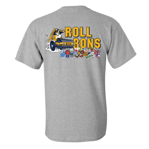 Roll Rons (Short Sleeve)