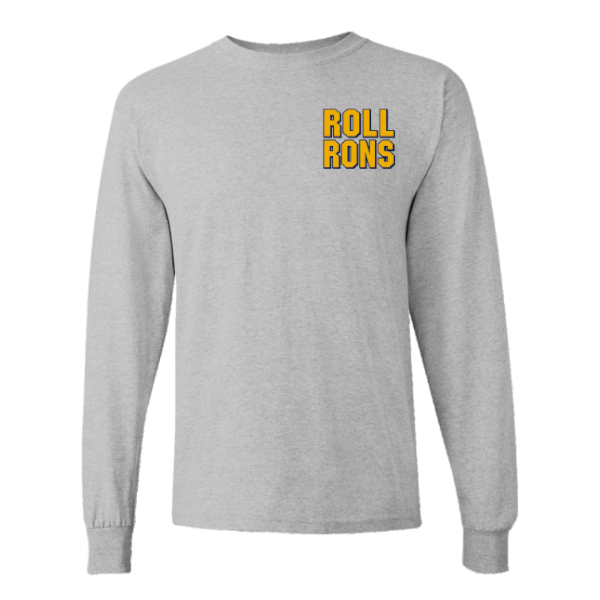 Roll Rons (Long Sleeve)