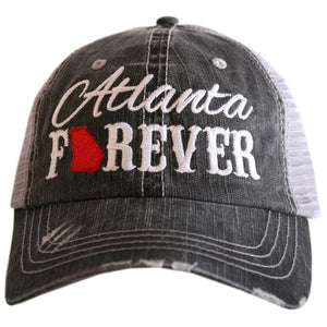 Atlanta Forever Baseball Hat