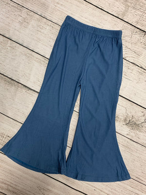 Bell Bottoms in Medium Denim