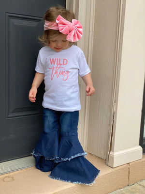 Wild Thing Onesie or Tee