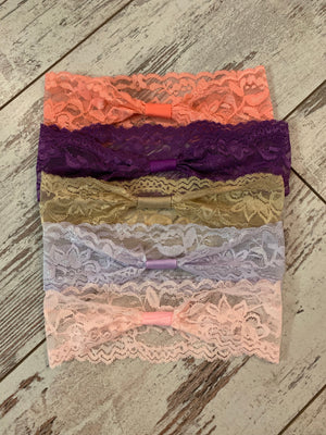 Single Lace Headband