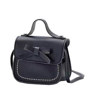 Crossbody Adjustable Strap Purse in Black