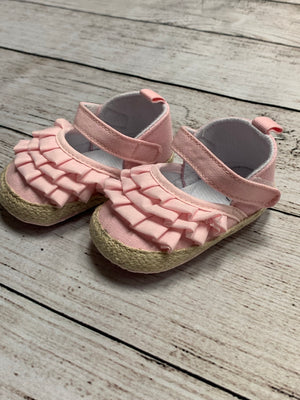 Infant Espadrilles in Pink