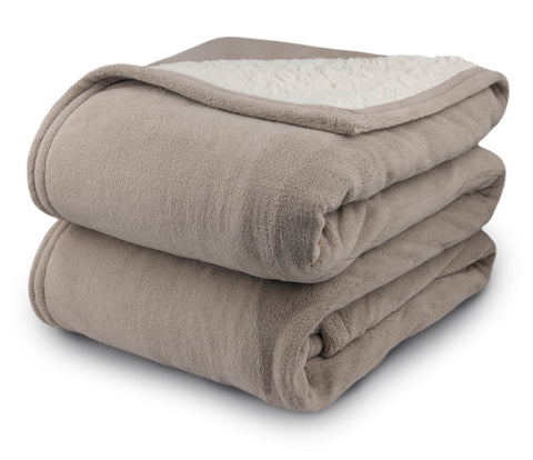 Micro Plush / Sherpa Throw (Digital)