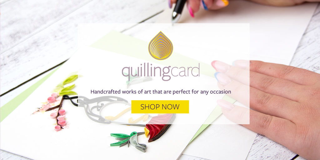 Welcome to Quilling Card