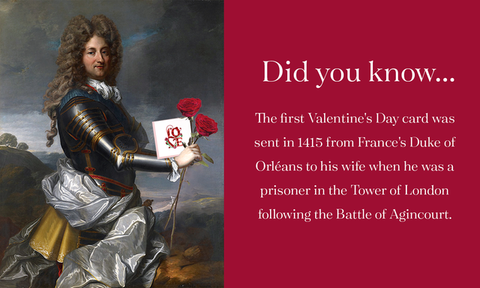 Valentines Day cards History