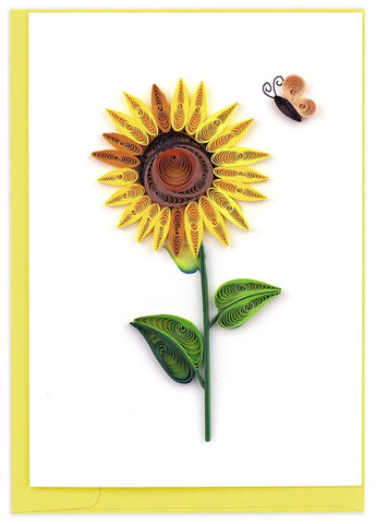 NC020 | Sunflower Notecard Box