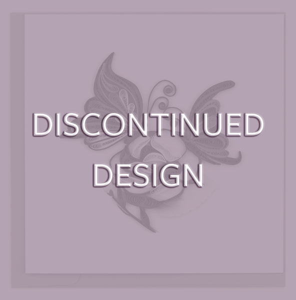 Discontinued Design Banner