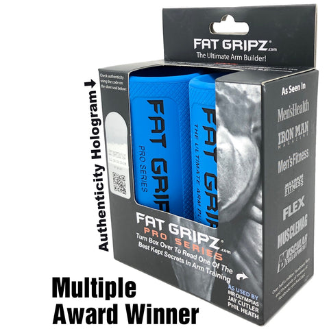 "Fat Gripz Original - Best Seller (2.25"" diameter)"