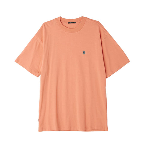 Camiseta Obey - Eighty Nine Solid Box Rose