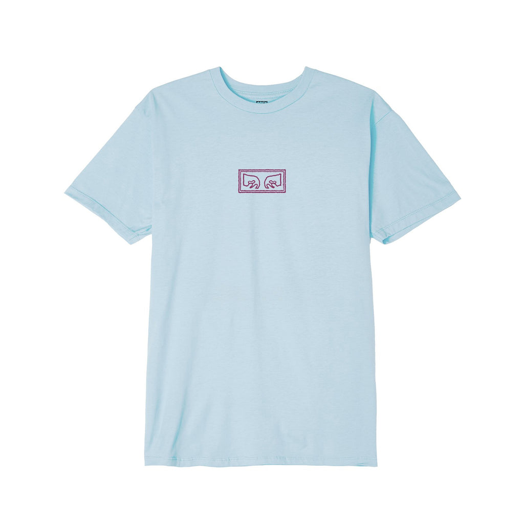 Camiseta Obey - Eyes Powder Blue