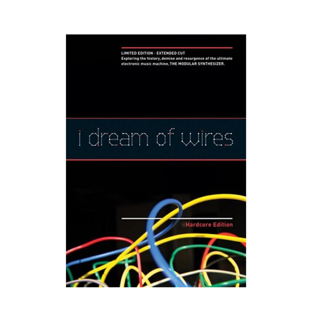 I Dream Of Wires (Cinema Edition) BluRay