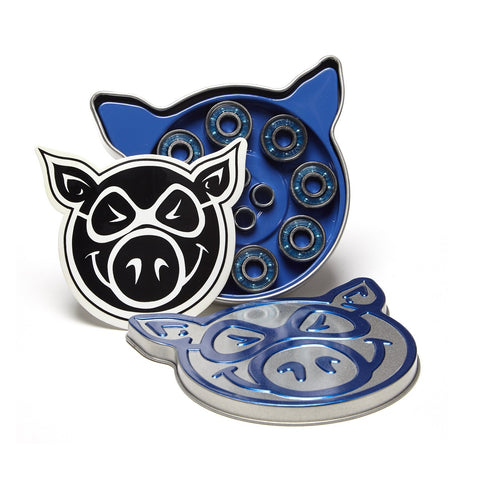 Rodamientos Pig - Pig Abec 3 Single Pig Skateboard Bearings