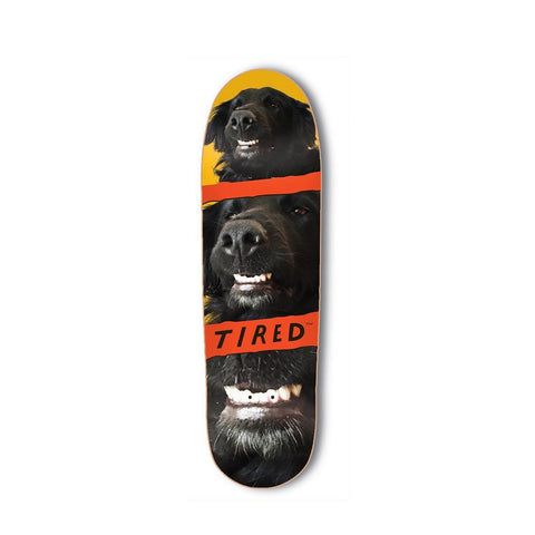Tabla Tired - Dog Board On Sigar 9.25""