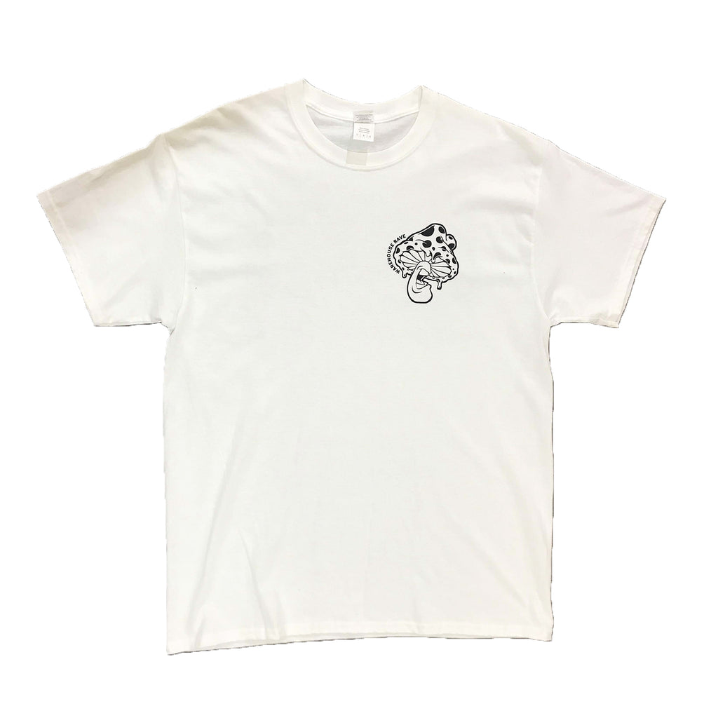 Camiseta - Warehouse Rave White Tee