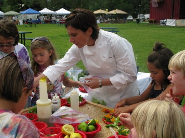 Vail Valley Foundation's Sowing Seeds Program gets Healthy