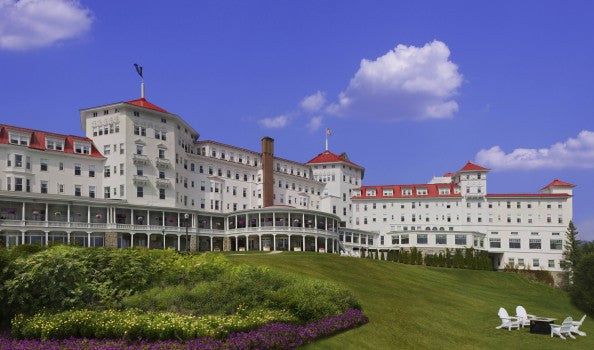 Opulent Luxury at Omni Mount Washington