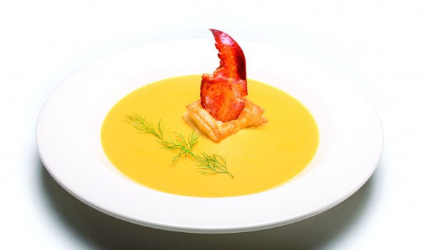 Special Occasion: Lobster Bisque