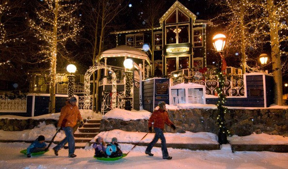 Top Colorado Holiday Events