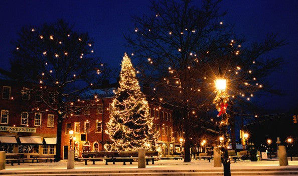 Top New England Holiday Events