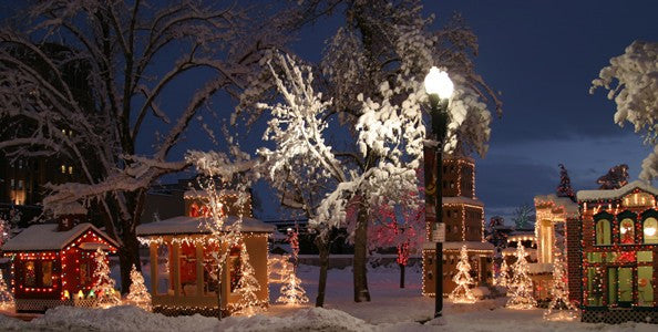 Top Utah Holiday Events