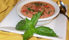Broadway Tomato Basil Soup by John Harvard's Brew House