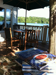 Mirror Lake Inn Patio