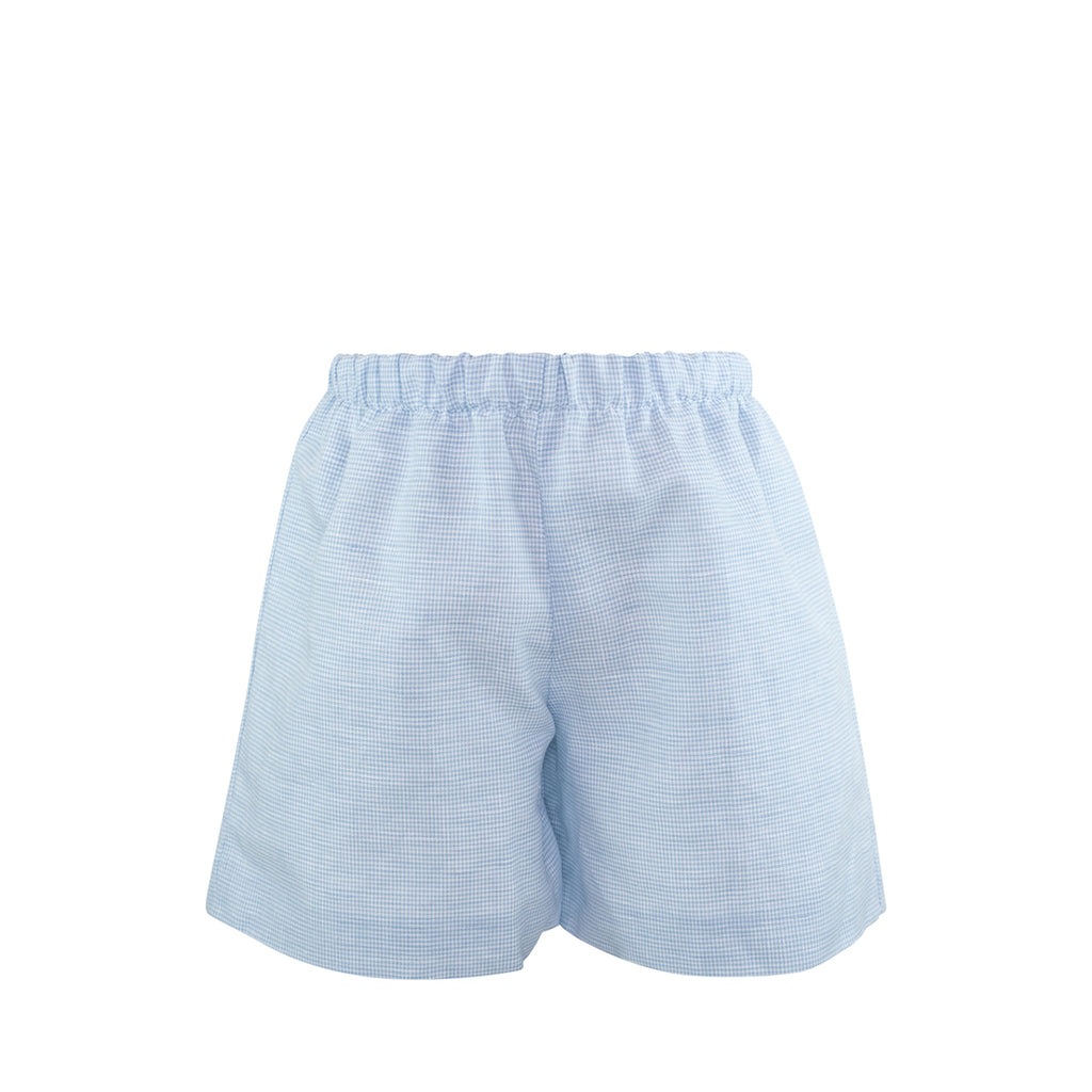 *George Short - Blue Linen- AKF