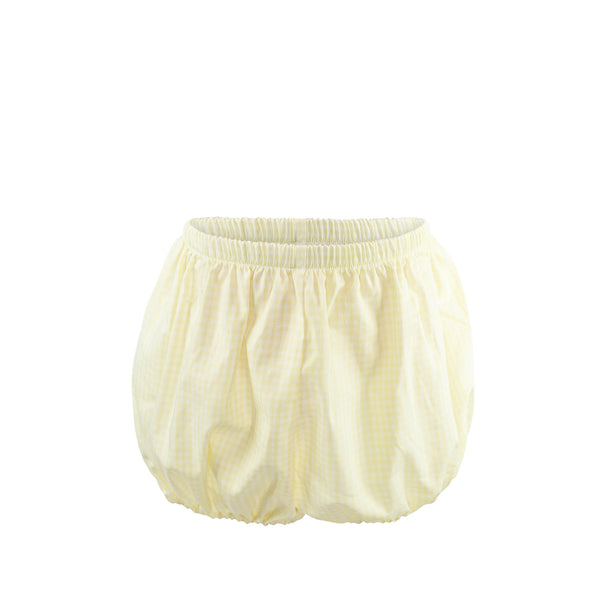 Bradford Bloomers - Butter Gingham