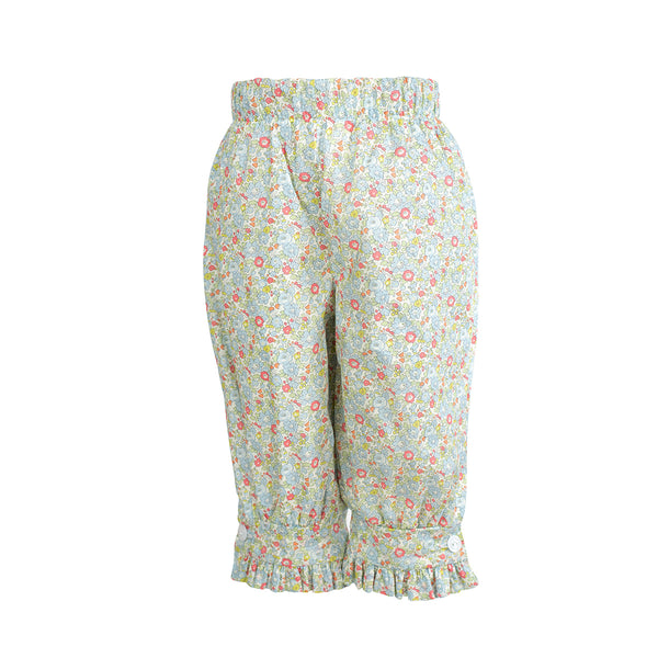 Camille Pants in English Garden Liberty-AKF