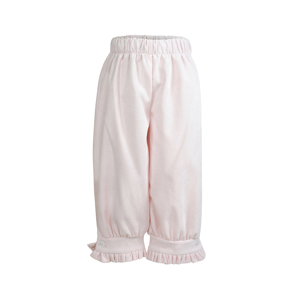 Camille Pants in Pink Corduroy