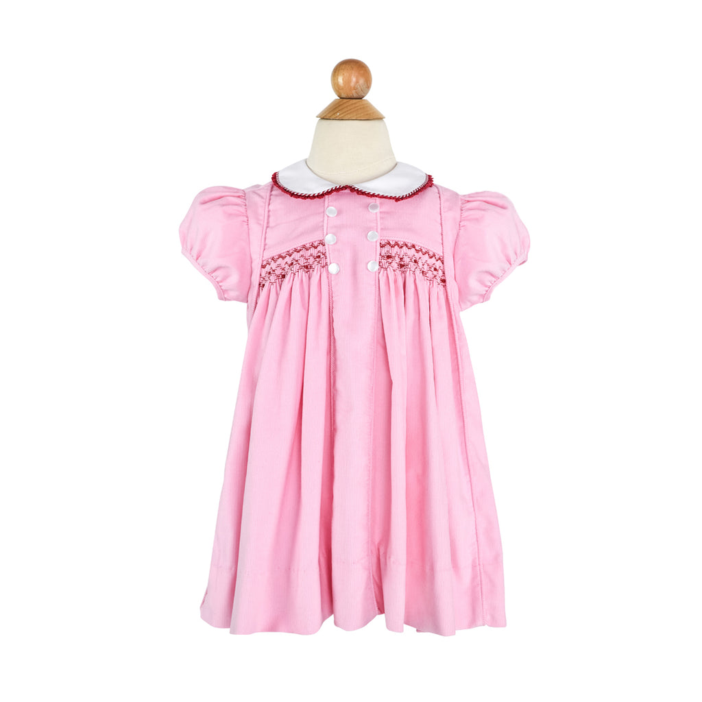 Smocked Daydress- Sample Size 3T