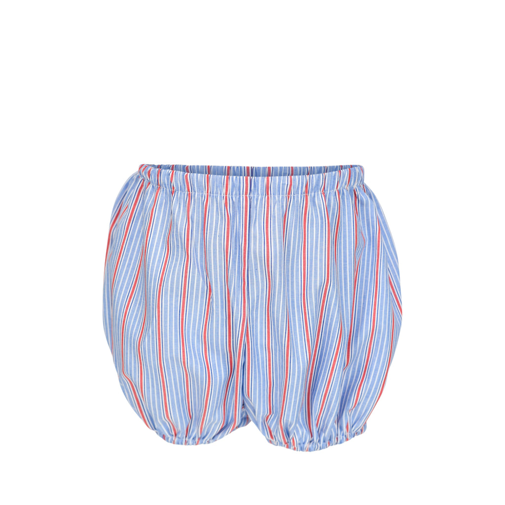 Bradford Bloomers- Red/Blue Stripes- Sample