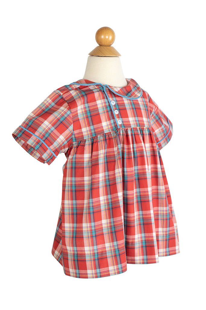 Side Button Shirt- Sample Size 4T