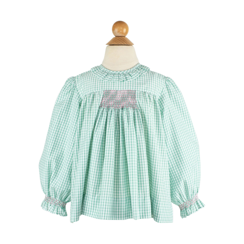 Lily Blouse- Sample Size 4T