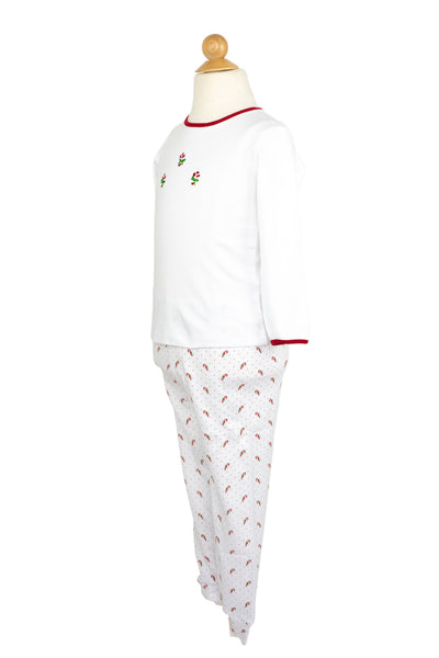 AK Christmas PJs- Sample Size 4T