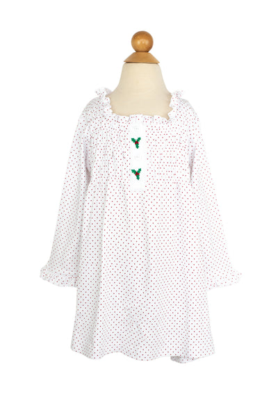 AK Holly Nightgown- Sample Size 3T