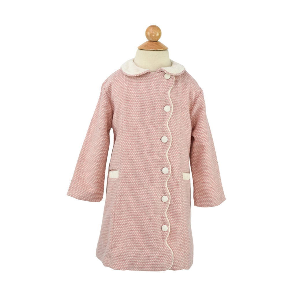 Girl Winter Coat - Sample Size 4T