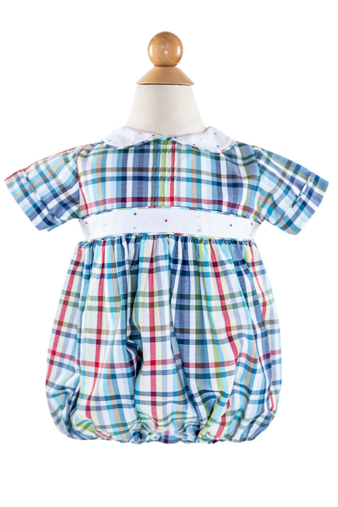 Jack Bubble- Spanish Tricheck Size 2T