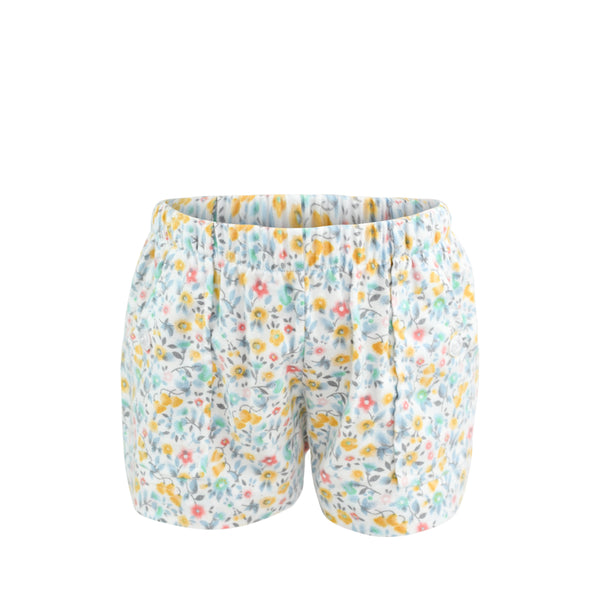 *Emme Shorts - Scattered Flowers- AKF