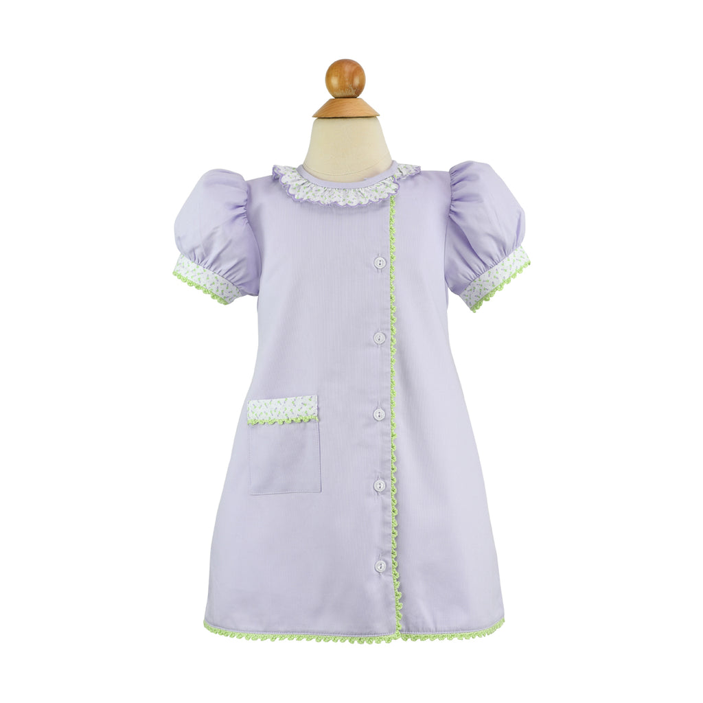 Penelope Apron Dress
