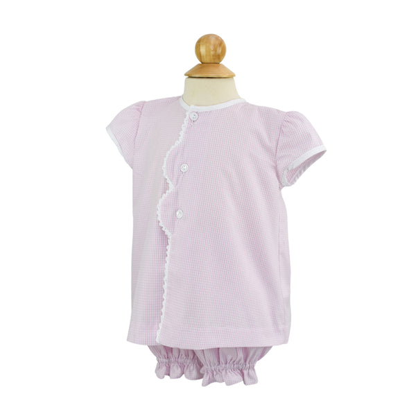 Smocked Buterflies Blouse - Size 18m