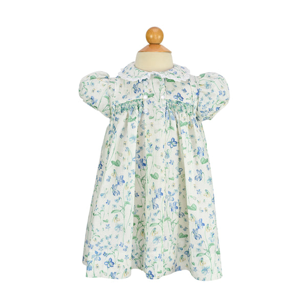 Daydress - Linen English Garden