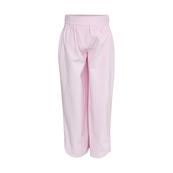 Carolyn Pant in Pink Corduroy