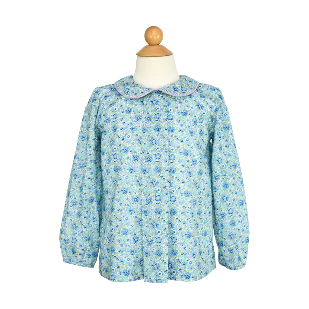 Kathleen Blouse in Floral