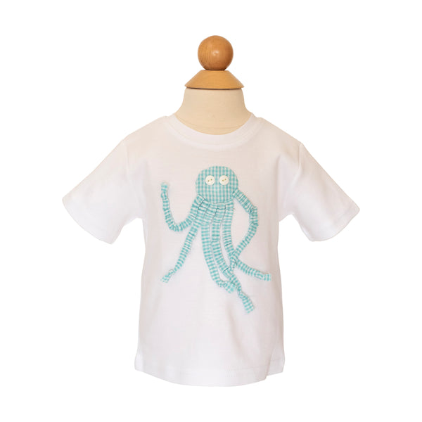 Octopus Applique Shirt
