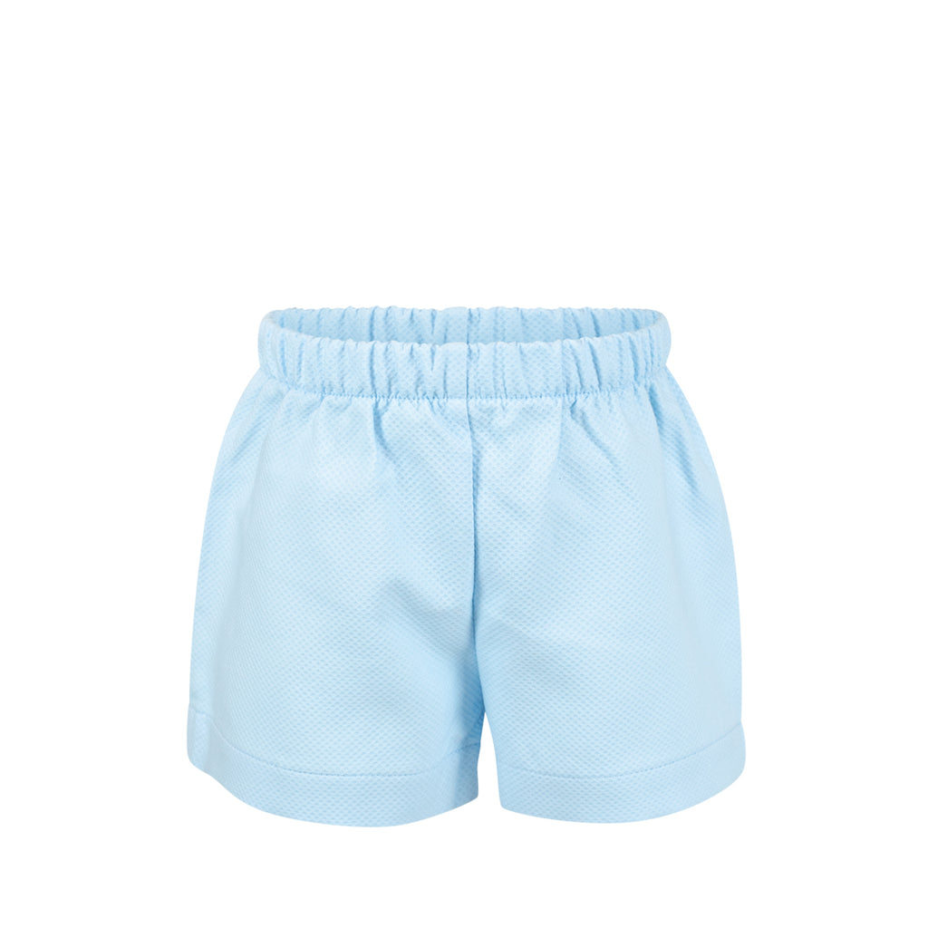 Wade Shorts - French Birdseye Pique