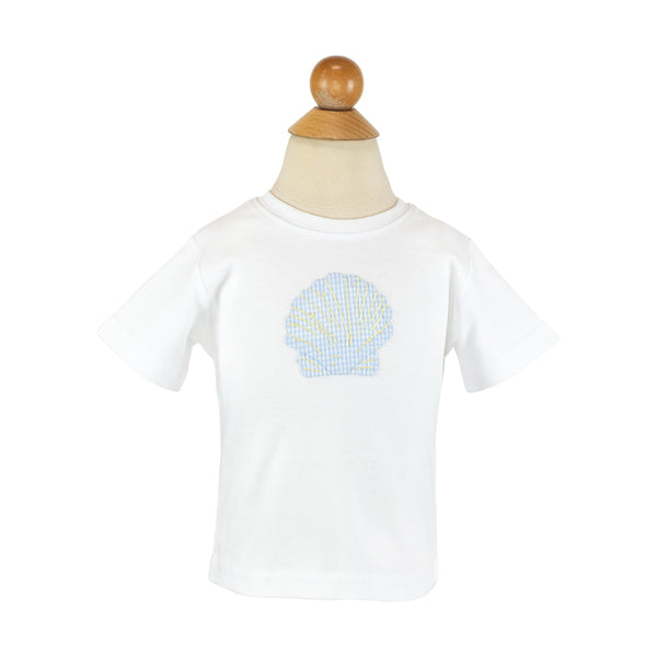 Shell Applique Shirt